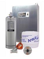 Система газового пожаротушения для кухонь и ресторанов
